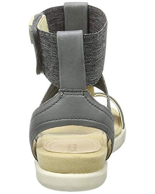 9067035ae8a ... Ecco - Multicolor Damara Ankle Strap Gladiator Sandal - Lyst ...