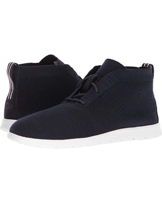 Ugg - Blue Freamon Hyperweave Sneaker for Men - Lyst