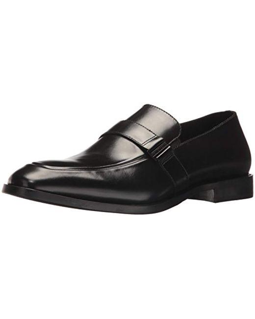 Kenneth Cole - Black Design 10572 Loafer for Men - Lyst