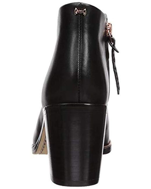 b71e6559dd0c Lyst - Ted Baker Hiharu 2 Fashion Boot in Black - Save 48%