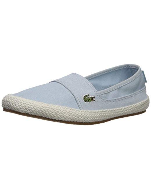 Lacoste - Blue Marice Sneaker, - Lyst