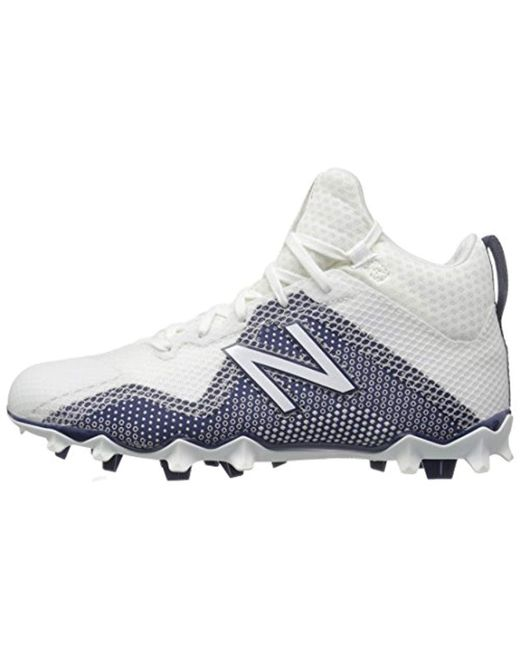 5df5cdc75 ... New Balance - Blue Freeze V1 Lacrosse Cleat for Men - Lyst ...