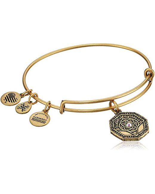 ALEX AND ANI - Metallic Bridesmaid Bangle Bracelet - Lyst