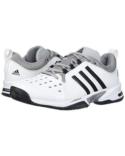 0ed117b0a ... Adidas - Multicolor Barricade Classic Wide 4e Tennis Shoe for Men -  Lyst ...