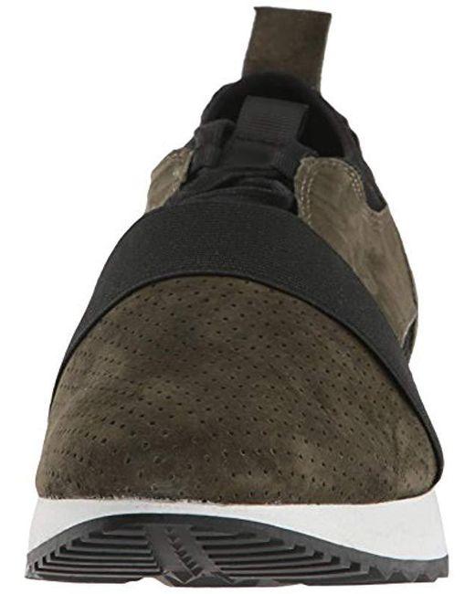 765267bb8e0 Lyst - Steve Madden Altitude Fashion Sneaker in Green - Save 65%