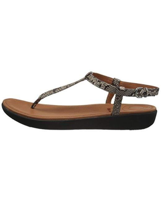c606bf696aa458 ... Fitflop - Multicolor Tia Toe-thong Sandals Flat - Lyst ...