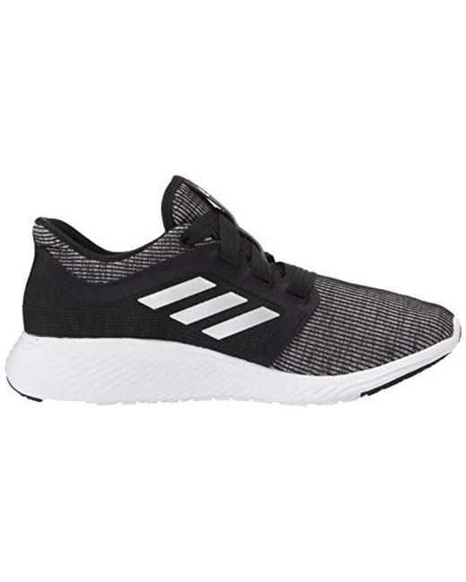 buy online 7ebd4 c5bbc ... Adidas - Black Running Edge Lux 3 - Lyst ...