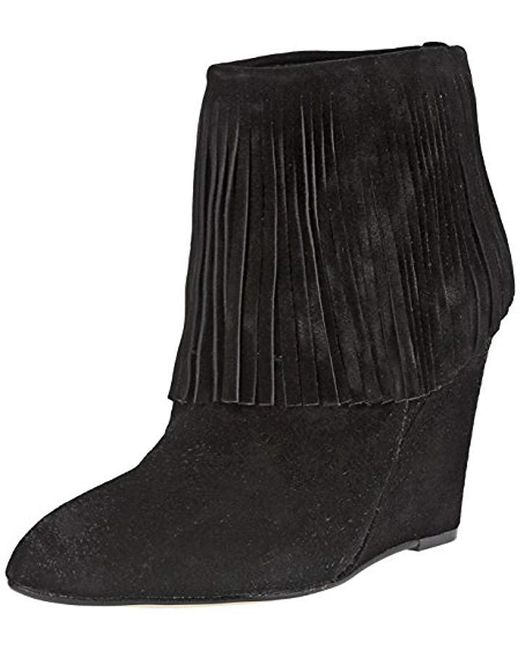 Chinese Laundry Black Arctic Boot