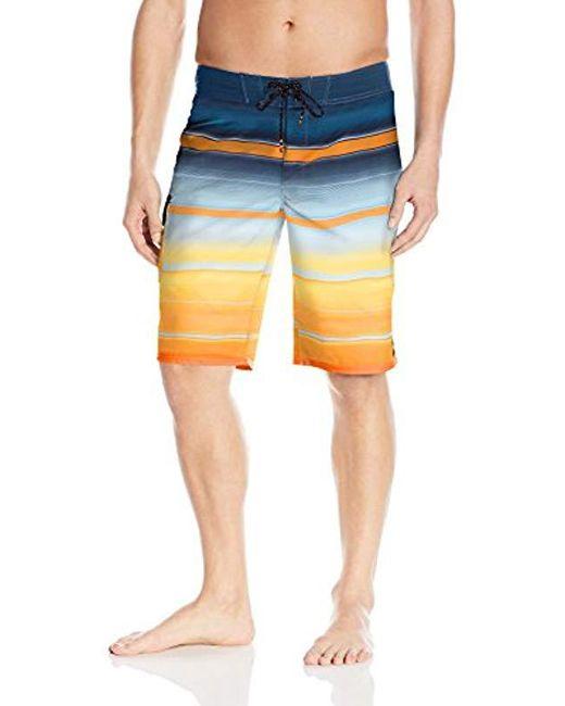 Billabong - Multicolor All Day Stretch Boardshorts for Men - Lyst