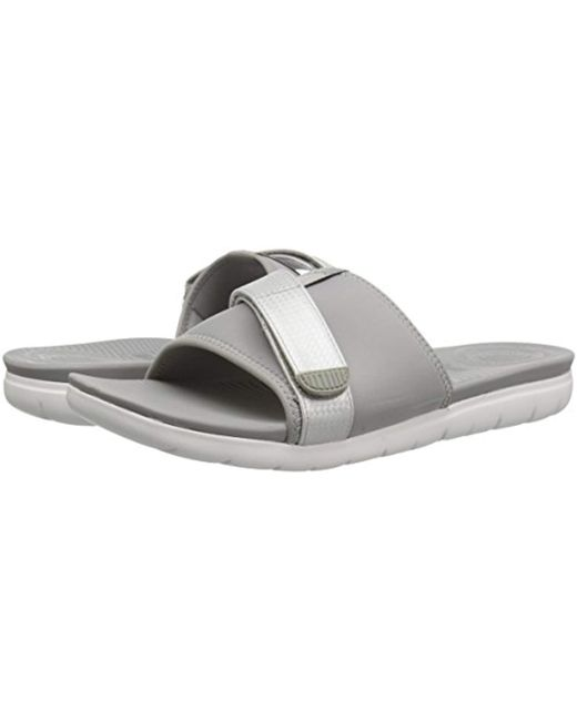 afcd076bc0c40 Lyst - Fitflop Neoflex in Gray - Save 53%