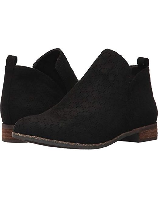 Dr. Scholls - Black Rate Boot - Lyst