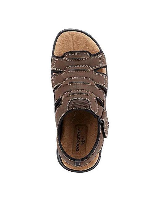 fd1510bac945 ... Dockers - Multicolor S Shorewood Outdoor Sport Fisherman Sandal Shoe  for Men - Lyst ...