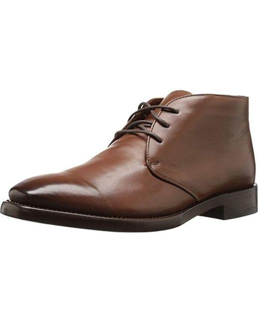 Frye - Brown Weston Chukka Boot for Men - Lyst