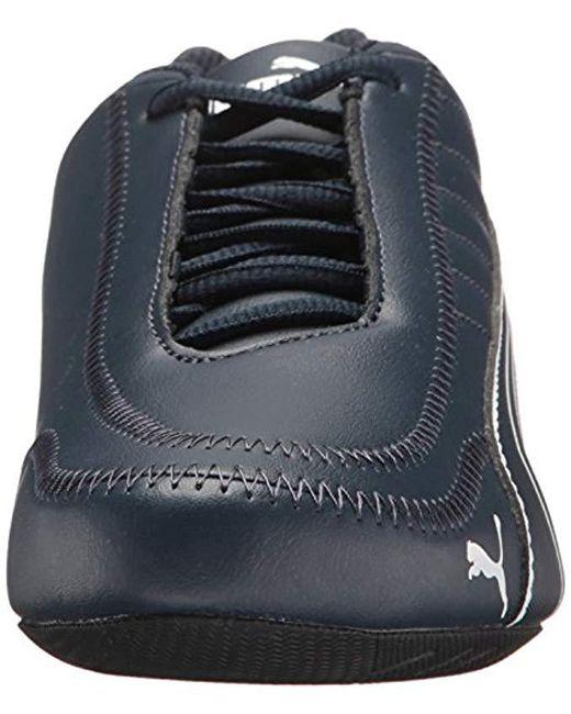 9adfd445b36f ... PUMA - Black Bmw Ms Future Kart Cat 2 Low Sneaker for Men - Lyst ...