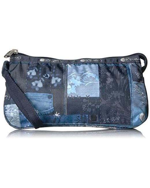 LeSportsac - Blue Classic Small Koko Cosmetic Bag - Lyst