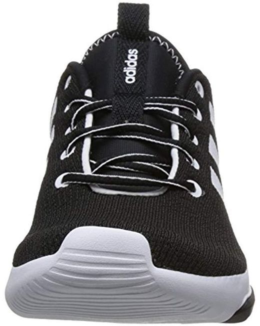a few days away skate shoes new york adidas Cloudfoam Racer Tr Competition Running Shoes in Black ...