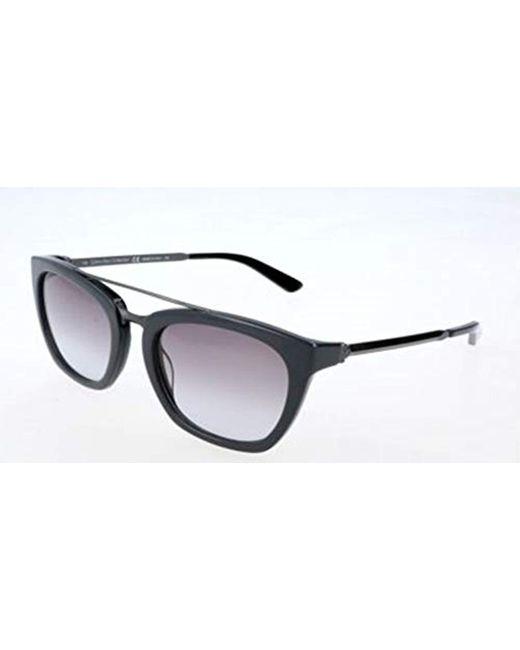 a25d50daedfd Calvin Klein - Gray Unisex Adults Sonnenbrille Ck8507s 507-56-17-135  Sunglasses ...