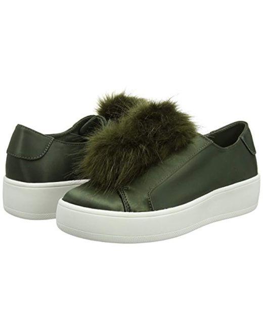 6b88bb53d57 Steve Madden  s Breeze Sneakers in Green - Lyst