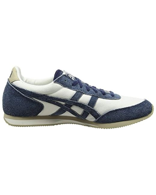aa36e7b32db55 asicsr-White-White-0150-Unisex-Adults-Sakurada-D40qq-Low-top-Sneakers.jpeg