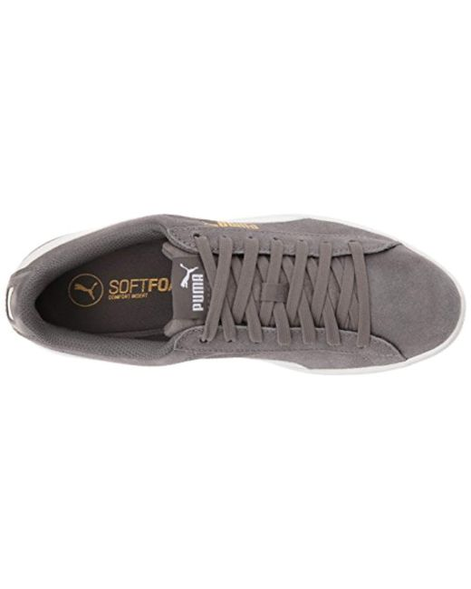 Lyst - Puma Vikky Sneaker in Gray - Save 29.090909090909093% 436f30f90