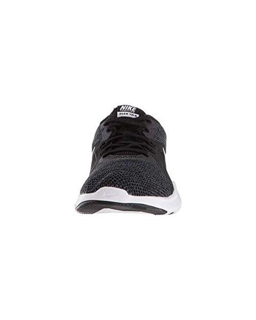 67b267bfecf4 Nike Flex Trainer 8 Cross in Black - Save 84% - Lyst
