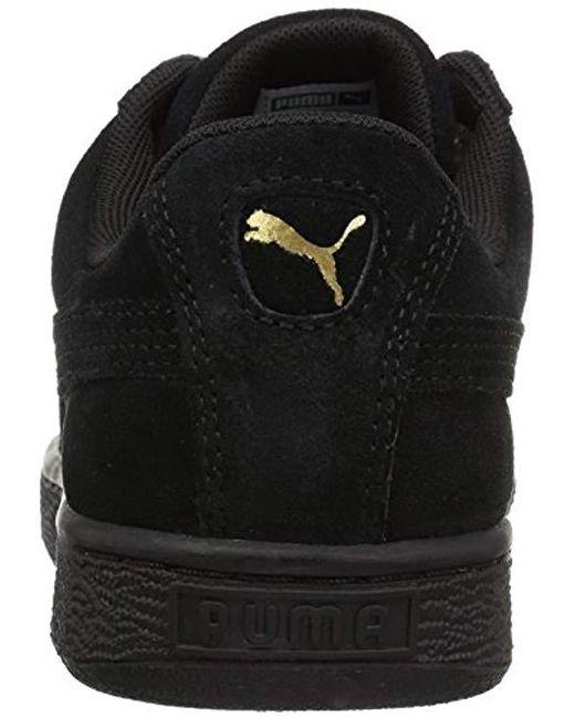 Sneaker Puma In Lyst Heart Satin Wn Save 15 Suede Black xBdreWCo