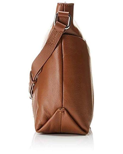 c1c5744839b Clarks 's Topsham Charm Cross-body Bag in Brown - Save 4% - Lyst