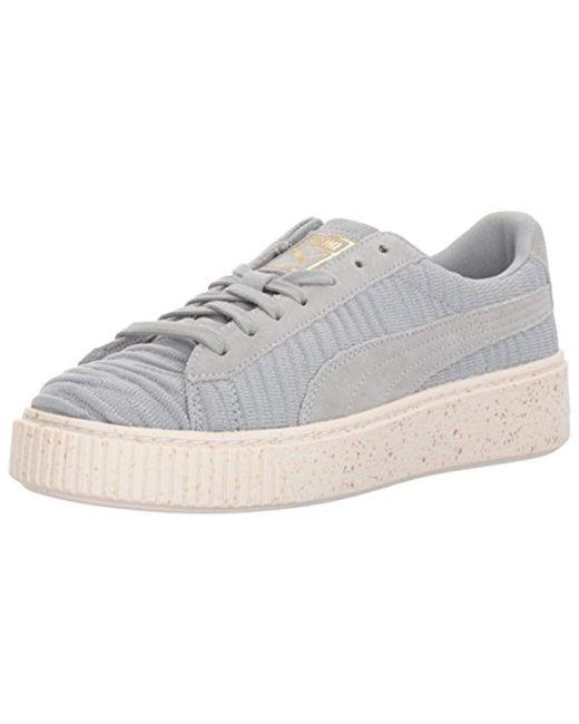 PUMA - Multicolor Basket Platform Ow Wn Sneaker - Lyst ... 9bd035c0c