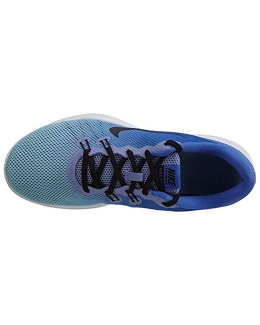 b9dfc6d5de16 ... Nike - Blue Flex Trainer 7 Cross - Lyst ...