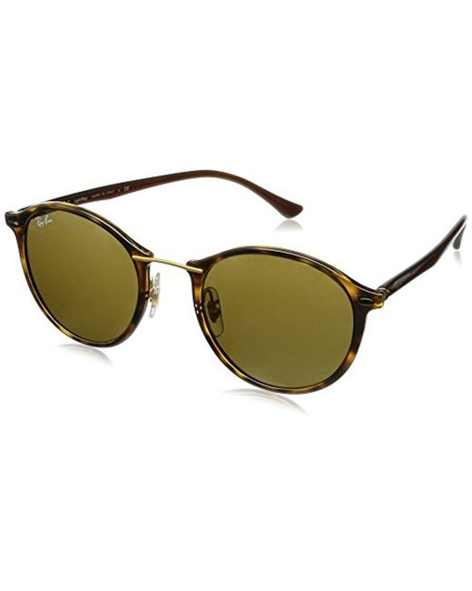 Ray-Ban - Multicolor 0rb4242 Round Sunglasses for Men - Lyst