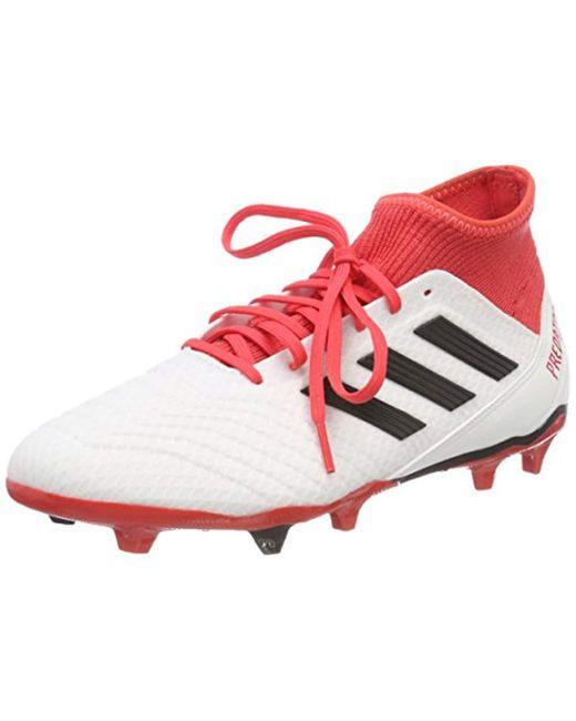 fdd31853 ... discount code for adidas multicolor predator 18.3 fg footbal shoes for  men lyst 3fe95 cdeed