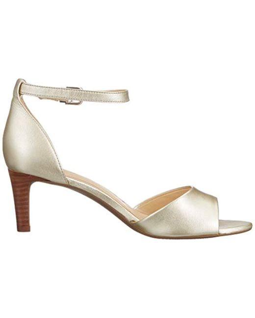 6ca4c71b9fd9 ... Clarks - Multicolor Laureti Grace Ankle Strap Heels - Lyst ...