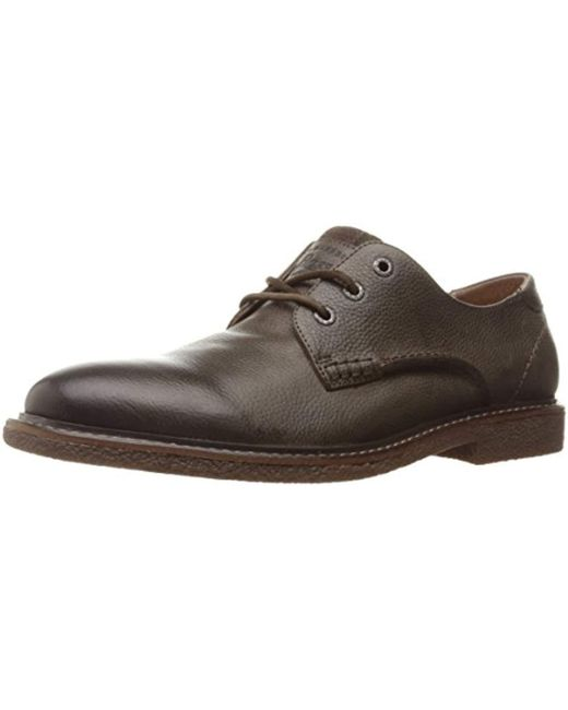 G.H.BASS - Brown Bruno Oxford for Men - Lyst