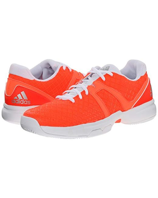 756d8d4e71 adidas-Solar-RedSilverWhite-Performance-Sonic-Allegra-Training-Footwear.jpeg