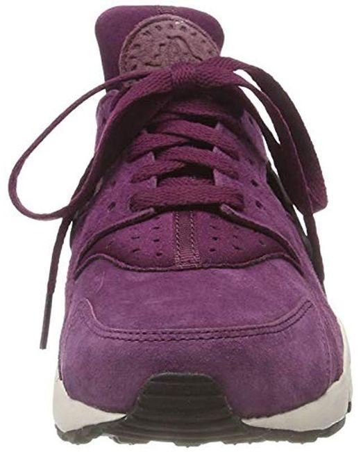super popular 85555 024cd ... Nike - Multicolor Air Huarache Run Prm Gymnastics Shoes for Men - Lyst  ...