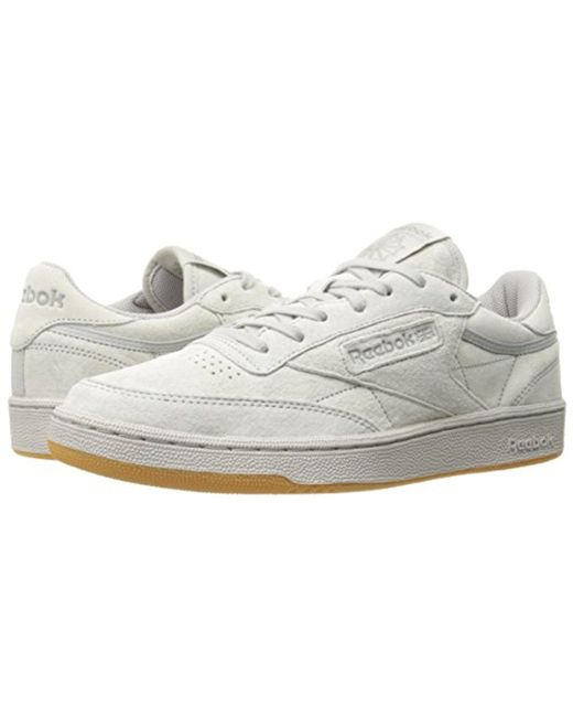 2705001d3 ... Reebok - Multicolor Club C 85 Tg Fashion Sneaker for Men - Lyst ...