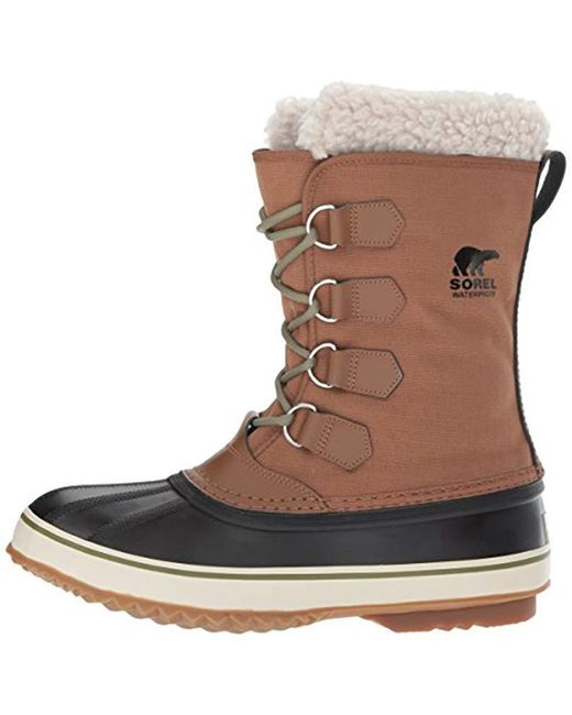 d20230bec2c Sorel 1964 Pac T Snow Boot in Brown for Men - Save 35% - Lyst