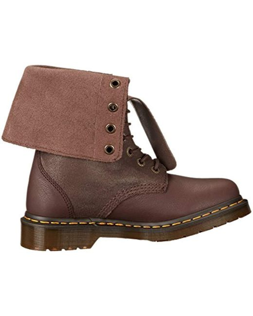 incredible prices official supplier lowest discount Dr. Martens Hazil Boot Black Virginia Leather Fashion in ...