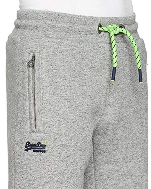 Superdry Laundry Jersey Short Pantalones Cortos Deportivos para Hombre