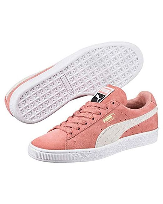 PUMA - Multicolor Suede Classic Trainers - Lyst