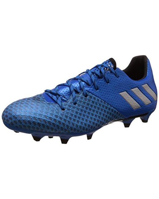 best sneakers e7cba 63332 Men's Blue Messi 16.2 Fg Football Boots