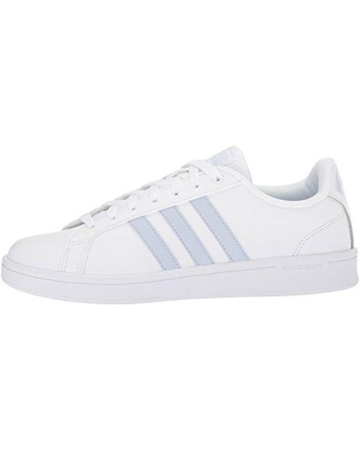 lyst adidas sneaker in weiß von vorteil für männer