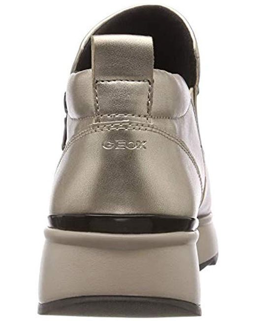 Women's D Gendry A Slip On Trainers