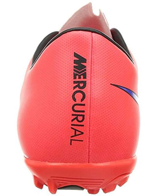 a61c006f065 ... Nike - Red Mercurial Victory V Tf Football Boots for Men - Lyst ...