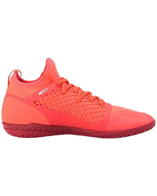 1589ca23ba8 Lyst - PUMA 365 Ignite Netfit Ct Soccer Shoe in Red for Men - Save 19%