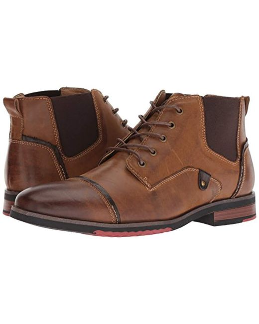 8f7bc307d4d Lyst - Steve Madden Murdock Ankle Boot in Brown for Men - Save 34%