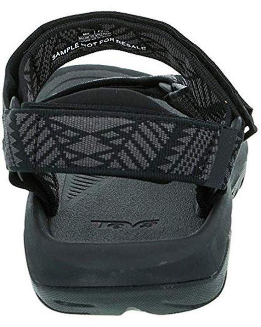 1d9d77edf ... Teva - Black Hurricane Xlt2 Open Toe Sandals for Men - Lyst ...