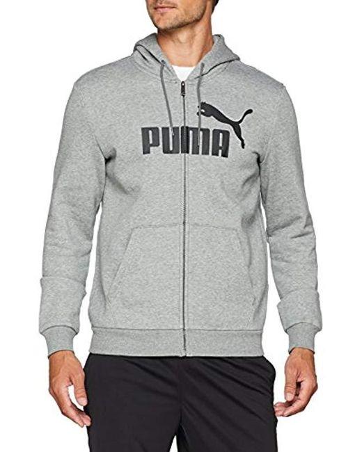 Hoodie Fl Sweatshirt Puma Menss Ess