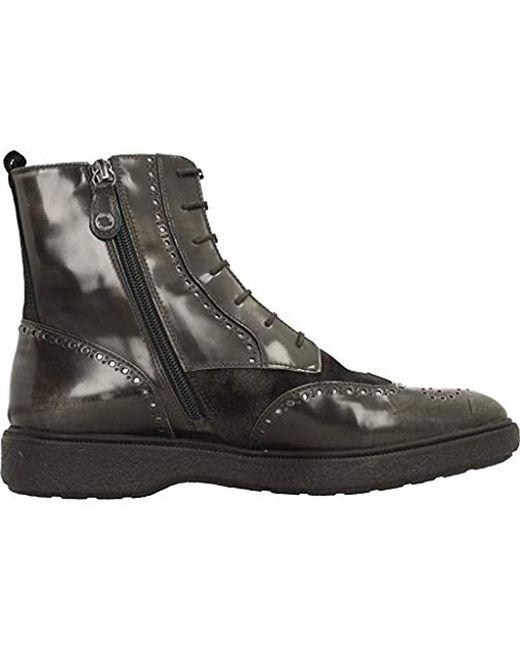 Geox Lyst Boots Prestyn Gray A D wx4qxUZgS