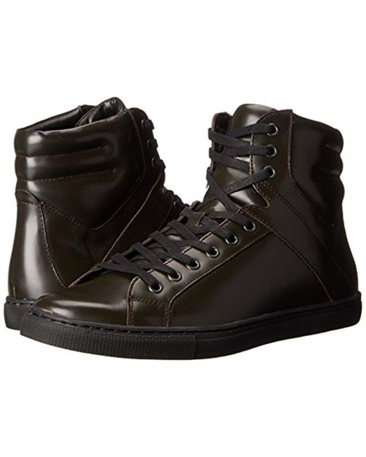 ... Kenneth Cole Reaction - Black Think I Can Fashion Sneaker for Men -  Lyst ...